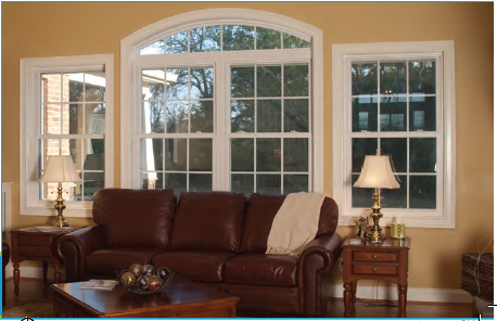 Earthwise-143-Double-Hung-Window-Installed-By-Performance-Windows-of-Texas